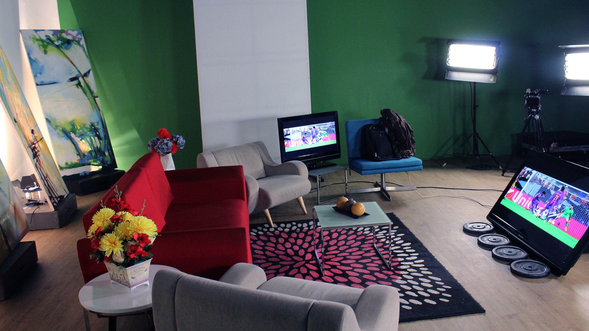 Estudio RPTV Image